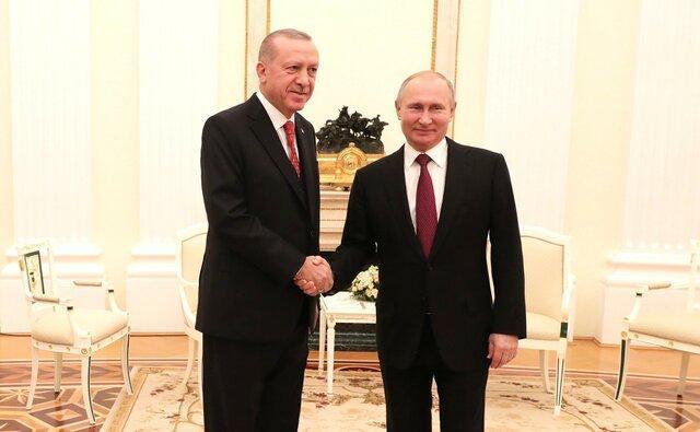 نشست آینده اردوغان و پوتین احتمالا اسد و همتای ترکیه ای اش را پای میز بنشاند