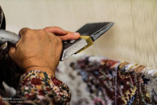 هدفگذاری برای افزایش 10 درصدی صادرات فرش دستباف کرمان