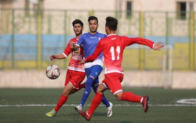 پرسپولیس، فاتح داربی پایتخت لیگ برتر جوانان