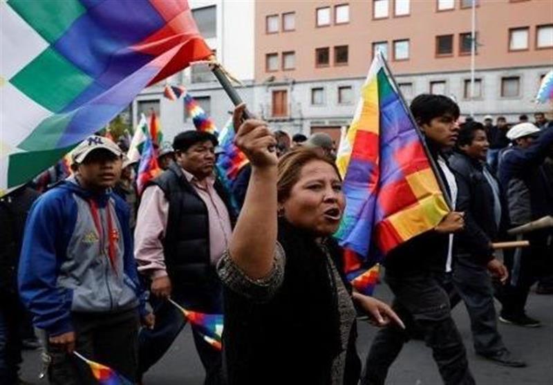 موافقت نمایندگان بولیوی با برگزاری انتخابات جدید، مورالس از شرکت در انتخابات منع شد