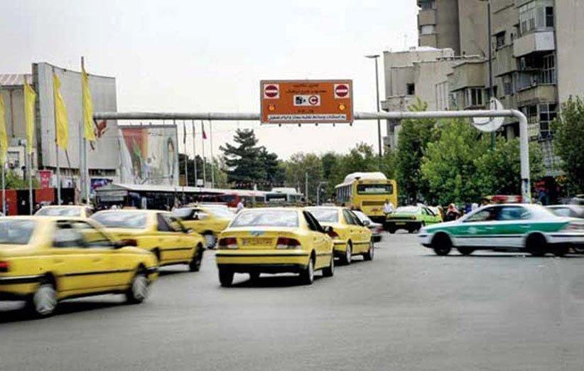 کاهش ساعات اجرای طرح ترافیک و طرح کاهش آلودگی هوا در تهران