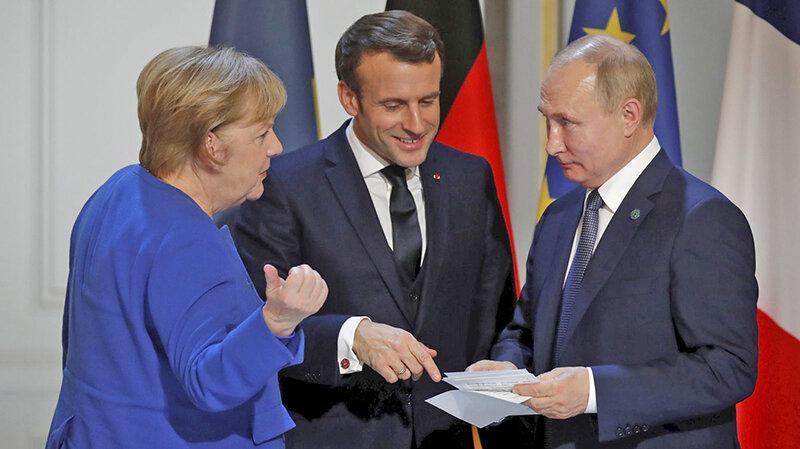 تنش در روابط برلین و مسکو ، اخراج چهار دیپلمات از آلمان و روسیه