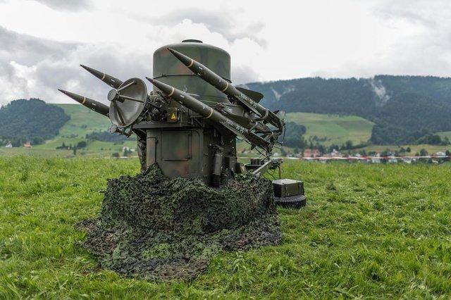 افزایش 80 درصدی صادرات سلاح از سوئیس
