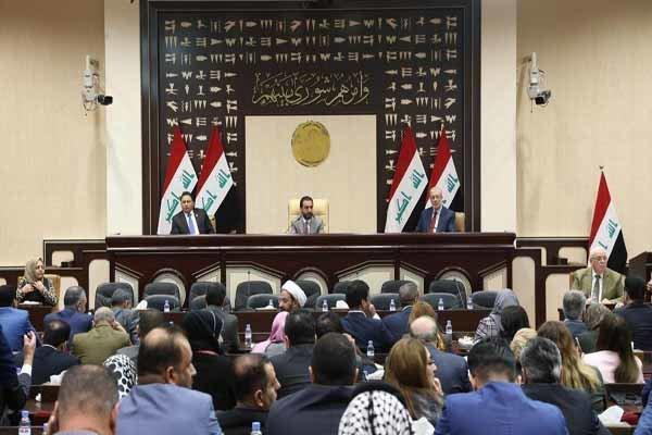 مجلس عراق قانون انتخابات را تصویب نکرد