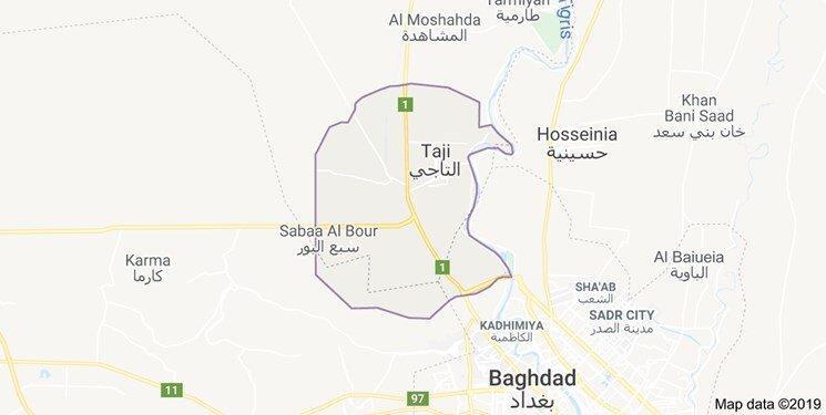 گزارش رویترز از حمله جدید هوایی در شمال بغداد