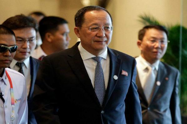 وزیر خارجه کره شمالی برکنار شد، جانشین وی پنجشنبه معرفی می گردد