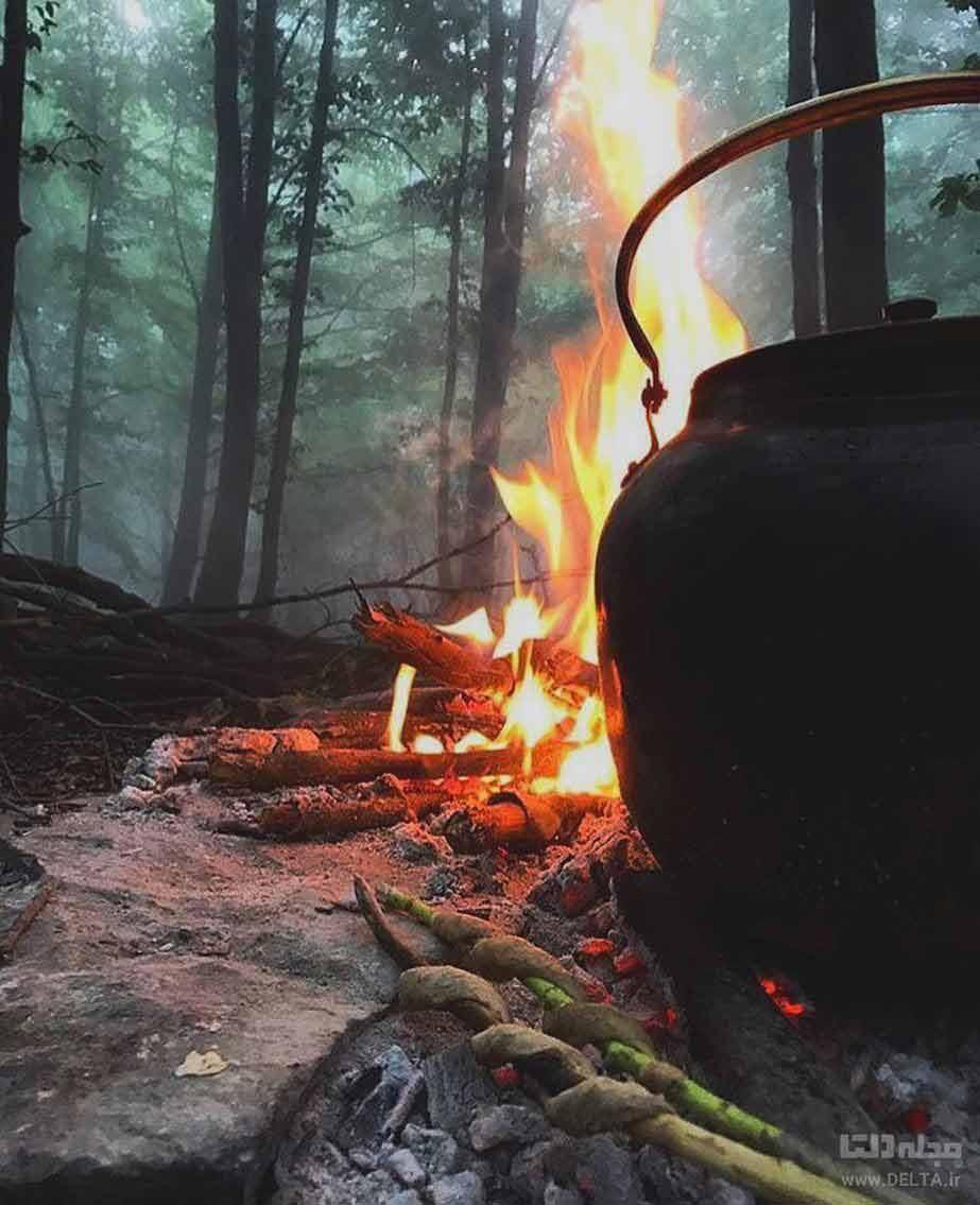 روش های روشن کردن آتش در طبیعت ؛ شعله های زندگی بخش (قسمت دوم)