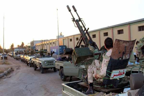 12 شبه نظامی سوری در جریان درگیری ها در لیبی کشته شدند