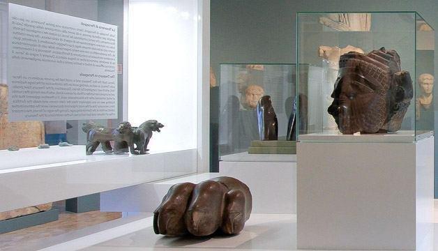 محموله آثار تاریخی ایران، سالم به کشور بازگشت