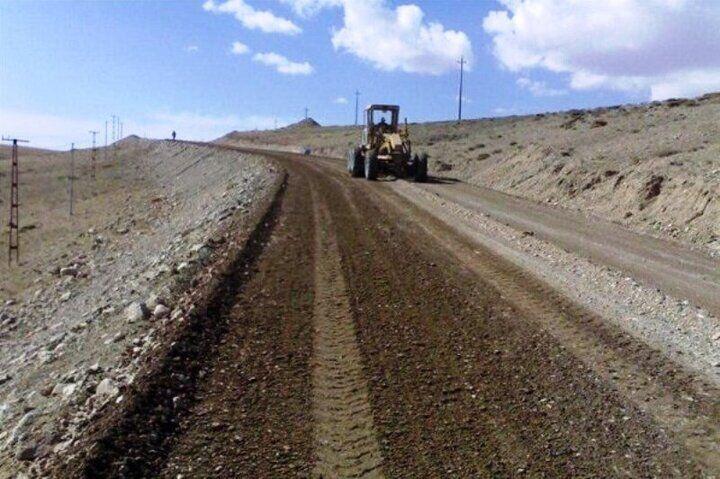 خبرنگاران آغاز طرح آسفالت 251 کیلومتر راه روستایی در خوزستان