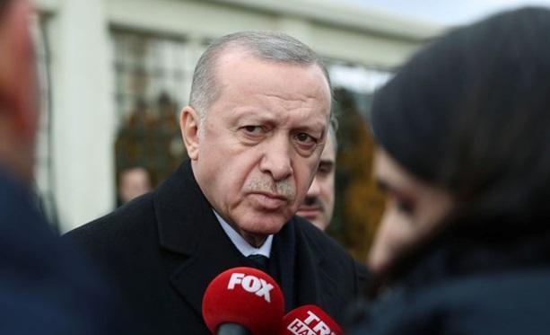 اردوغان مسئول کشته شدن سربازان ترکیه است