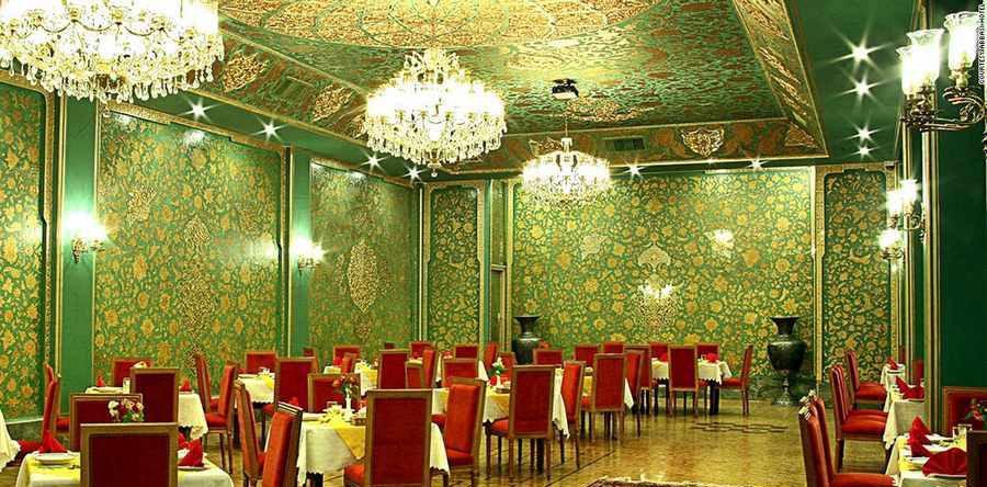 زیباترین هتل خاورمیانه هتل عباسی
