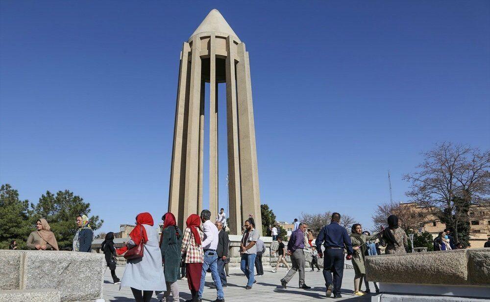 خبرنگاران اماکن تاریخی و موزه های همدان در نوروز 99 تعطیل شد