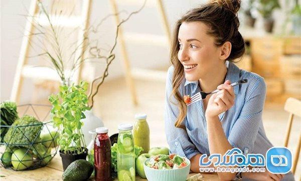 مواد غذایی که هر زن سالمی باید در رژیم غذایی خود بگنجاند