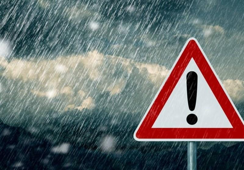 پیش بینی رگبار 4 روزه باران در بعضی استان ها، هوا 8 درجه گرم می گردد