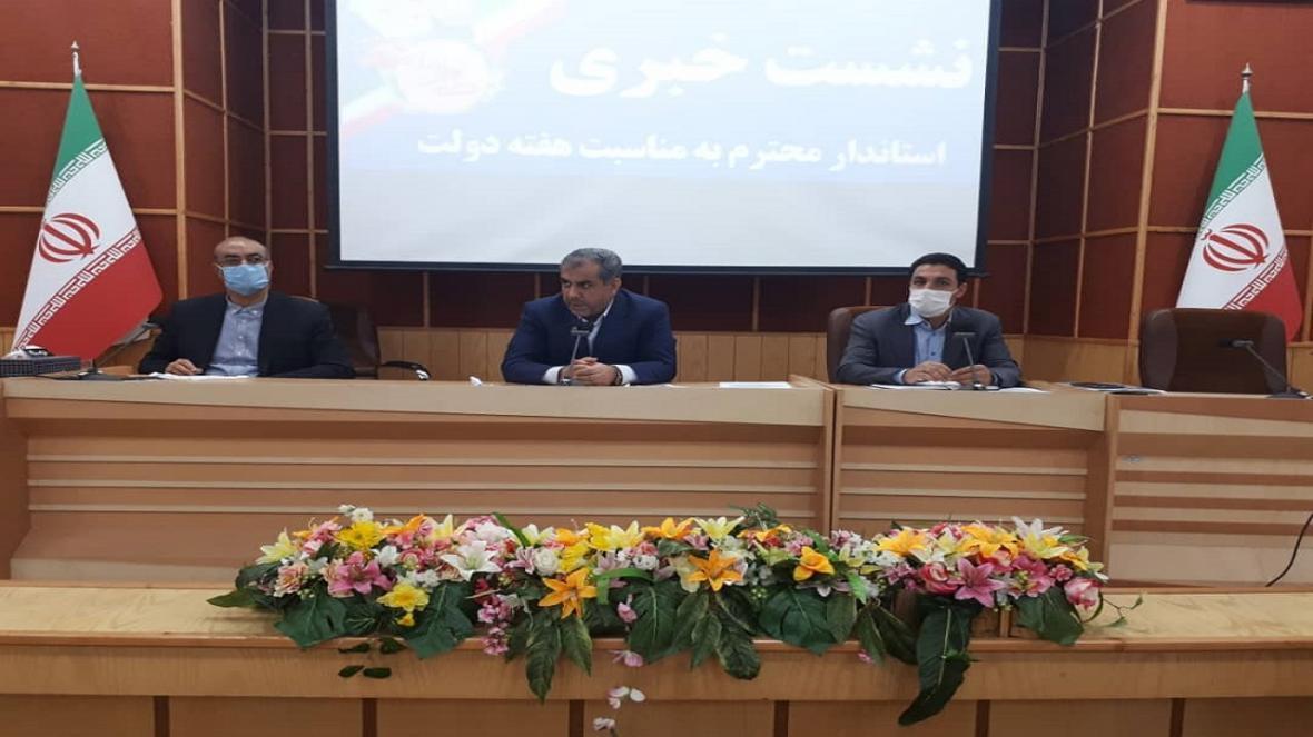 افتتاح 457 طرح در هفته دولت در استان قزوین