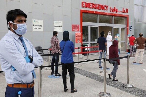 شمار مبتلایان به کرونا در امارات به 69 هزار و 690 نفر رسید