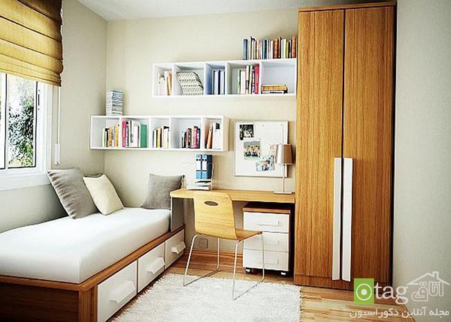مدل کمد اتاق خواب در دکوراسیون های کلاسیک، مدرن و امروزی