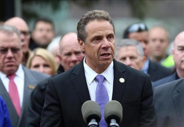 شهردار نیویورک هم خواهان استعفای کومو شد